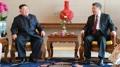 Los líderes de Corea del Norte y China reafirman su postura sobre la desnucleari..