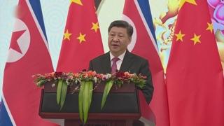 """홍콩 언론 """"시진핑, 4월 15일 태양절 때 방북 가능성"""""""