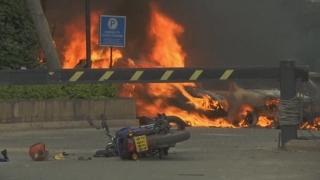 케냐 수도 나이로비 도심서 폭탄ㆍ총격테러