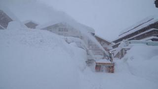 스위스 알프스 눈사태 비상…다보스도 최고 단계 경보
