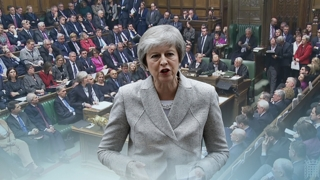 '브렉시트 합의안' 영국 하원 승인투표 부결