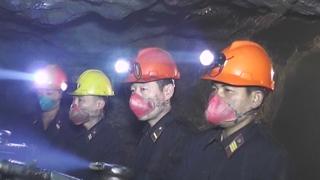 북한 석탄 채굴 독려…제재 장기화 대비?