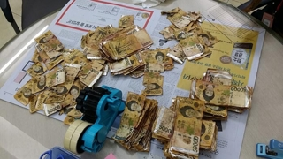 작년 폐기된 돈 4.3조…쌓으면 에베레스트 7배