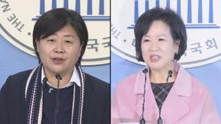 """서영교ㆍ손혜원에 """"조사먼저 vs 엄정처벌"""""""