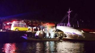 삼척서 만취 상태로 바다에 빠진 40대 구조