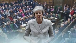 메이 영국 총리, 불신임 투표서 승리…정권 유지