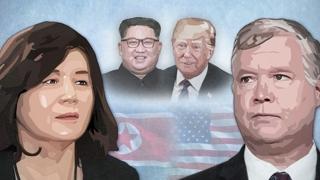 워싱턴ㆍ스웨덴 투트랙 북미대화…이유는 기싸움?