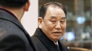 북한 김영철, 김정은 친서 들고 워싱턴행…비핵화협상 분수령
