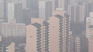 서울 아파트값 10주 연속 하락세…수도권도 약세