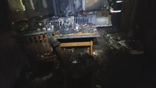 대전 월평동 9층 아파트서 불…6명 연기흡입