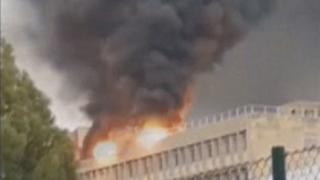 프랑스 리옹 대학에서 가스 폭발로 3명 부상