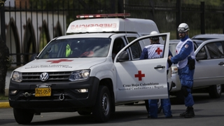 콜롬비아서 80㎏ 폭탄 차량 폭발…10명 사망