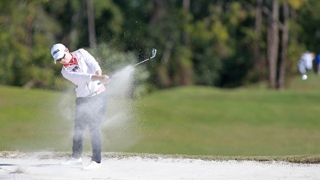 지은희, LPGA 투어 시즌 개막전 1R 공동 선두