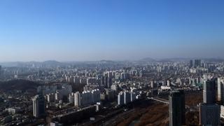 서울 초미세먼지주의보 오전 9시 해제…23시간 만
