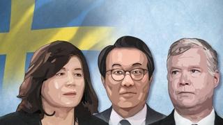 스웨덴서 북미협상 이틀째…첫날 환영만찬 '화기애애'