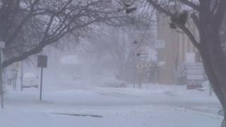 미국 눈폭풍 강타…한인 초등생 눈에 파묻혀 사망