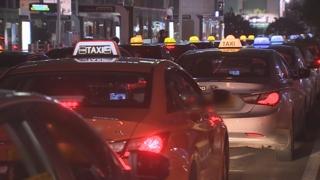 서울시 택시 잡기 쉬워졌다?…승객 민원 감소
