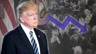 """셧다운 여파 속…""""트럼프 지지 안해"""" 57%"""