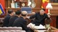 كيم جونغ-أون يعتزم التقدم نحو الهدف تدريجيا بعد تلقيه تقرير زيارة كيم يونغ-تشول ..
