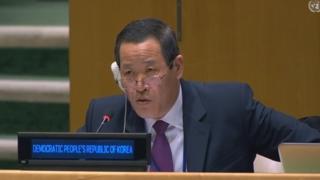 북한, 중동 이슈 안보리 회의 이례적 참석