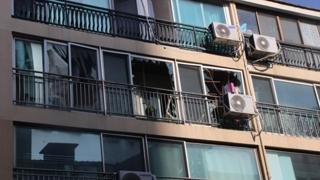 인천 아파트 방화 추정 화재…40대 여성 숨져