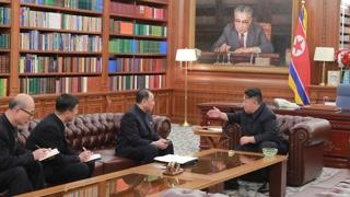 북한, 엿새만에 트럼프-김영철 회동결과 반응