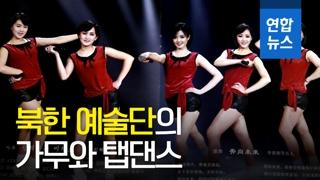 [영상] 철통보안 속 치른 北예술단 중국 공연…팸플릿 입수