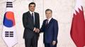 قطر تخطط لشراء 60 ناقلة للغاز الطبيعي المسال وتتوقع تعزيز التعاون مع كوريا الجنو..