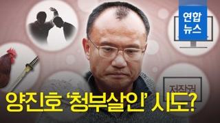 [영상] '갑질폭행' 양진호 청부살인도 시도?