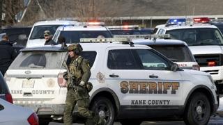 미국 시카고 인근 총격사건…최소 5명 사망
