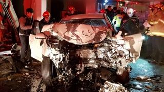 윤창호법에도…해운대서 또 음주운전 사망사고