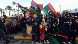 카다피 축출 시민혁명 8주년…리비아 자축 행사