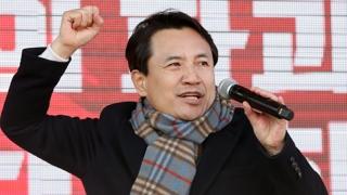 김진태 의원 지역구에서도 '5·18 발언' 비판