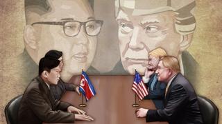 """CNN """"북미, 연락관 교환 논의""""…관계정상화 '첫발'"""