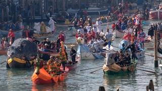 '세계 3대 축제' 이탈리아 베네치아 카니발 개막