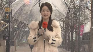 [날씨] 수도권 함박눈 '펑펑'…중부 곳곳 대설주의보