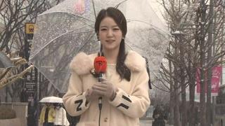 [날씨] 서울 함박눈 펑펑…중부 곳곳 대설주의보
