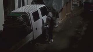 심야시간 화물차만 노려 상습 금품 훔친 30대 구속