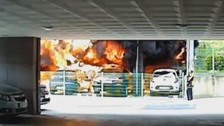 담배 불똥 잘못 튕겼다가…'원룸 화재' 30대 실형