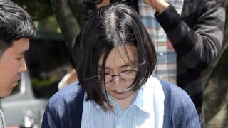조현아, 이혼소송 중 폭행 등 혐의로 피소