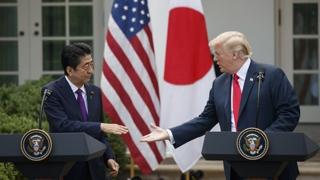 트럼프-아베, 북미 정상회담 앞두고 통화