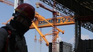현대중 노조, 대우 인수 반대 파업 가결…공동 대응