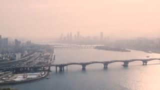 미세먼지특별법 이후 첫 비상저감조치…전국 16개 시도 시행