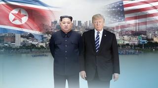 """""""북한 올바른 선택시 모든 인센티브…주한미군 논의안해"""""""