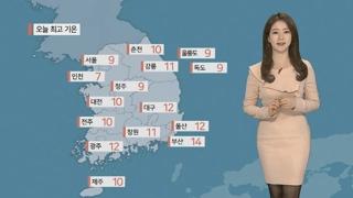 [날씨] 주말도 내내 먼지 극성…낮 기온 더 올라
