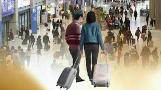 외국인 관광객 유치 '훈풍'…중국ㆍ일본인 20%대 '껑충'