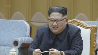 """""""김정은, 내 아이들 핵 지닌채 살길 원치않아"""" 전언"""