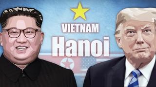 트럼프, 25일 하노이행…김정은, 26일 도착 유력