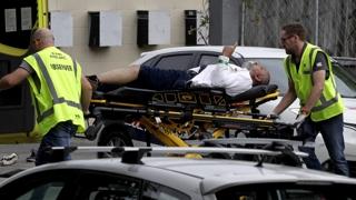 """뉴질랜드 엽기적 총격참사…""""최소 49명 사망"""""""