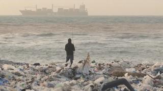 바다 미세 플라스틱, 96%가 육지서 발생